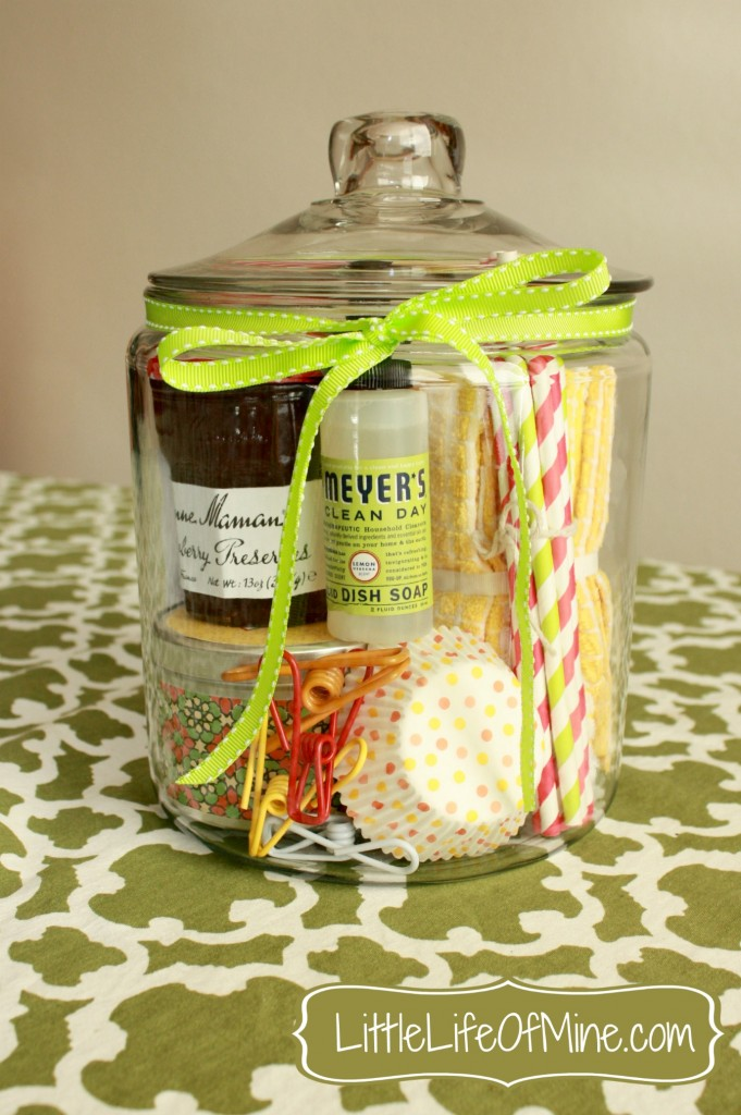 15 mason jar gift ideas classy clutter Housewarming gift for guy