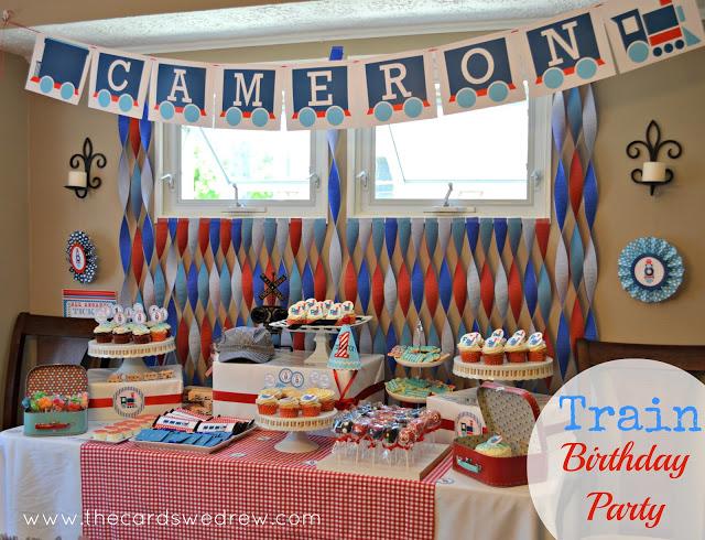 train-birthday-party