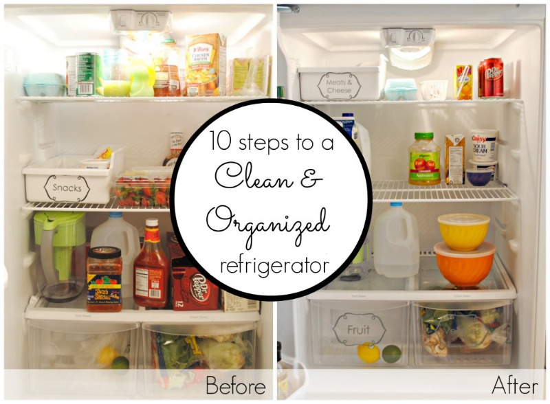 10-tips-for-cleaning-and-organizing-your-fridge
