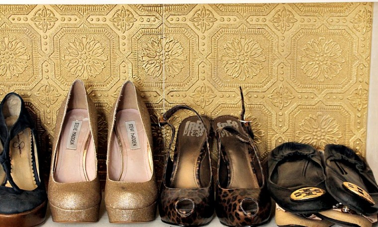 How to Organize Your Shoes