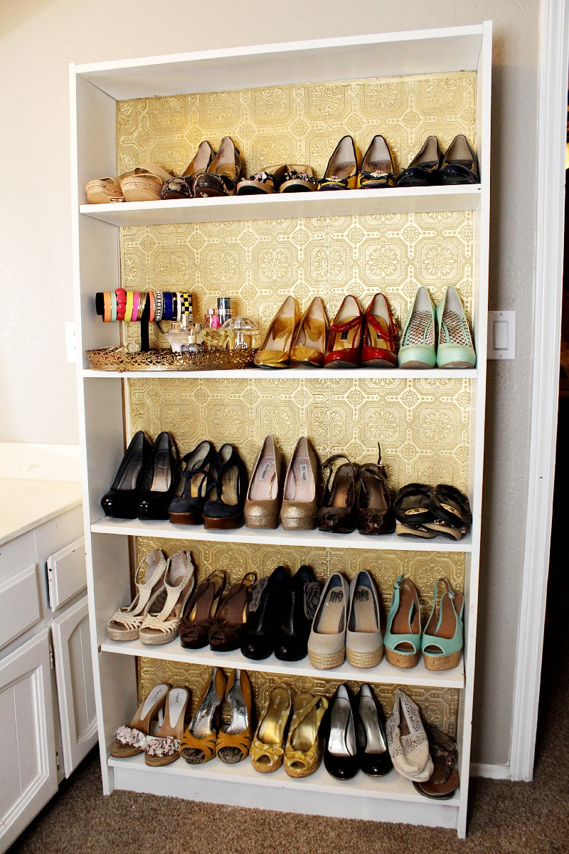 How to Organize Your Shoes Classy