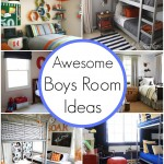 Awesome Boys Room Ideas