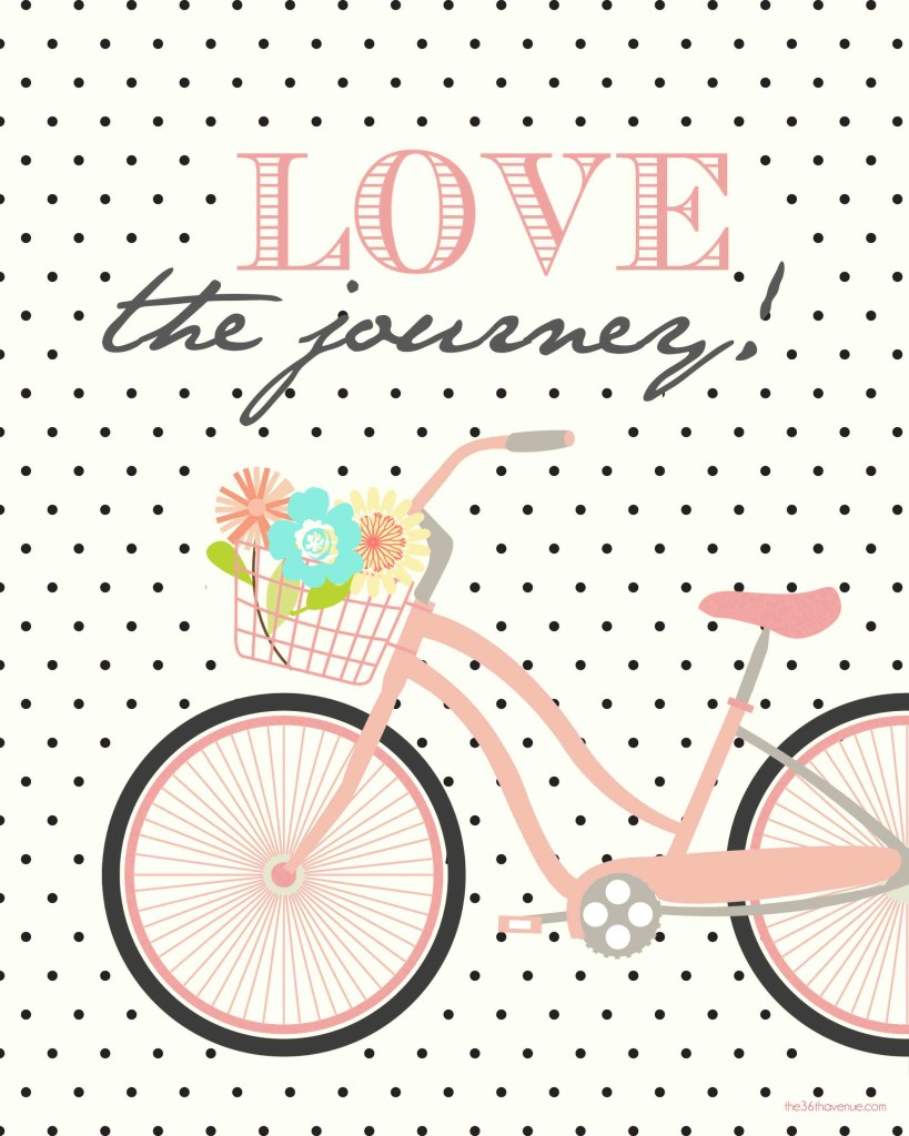 Bike-Printable-Polkadots-Rose
