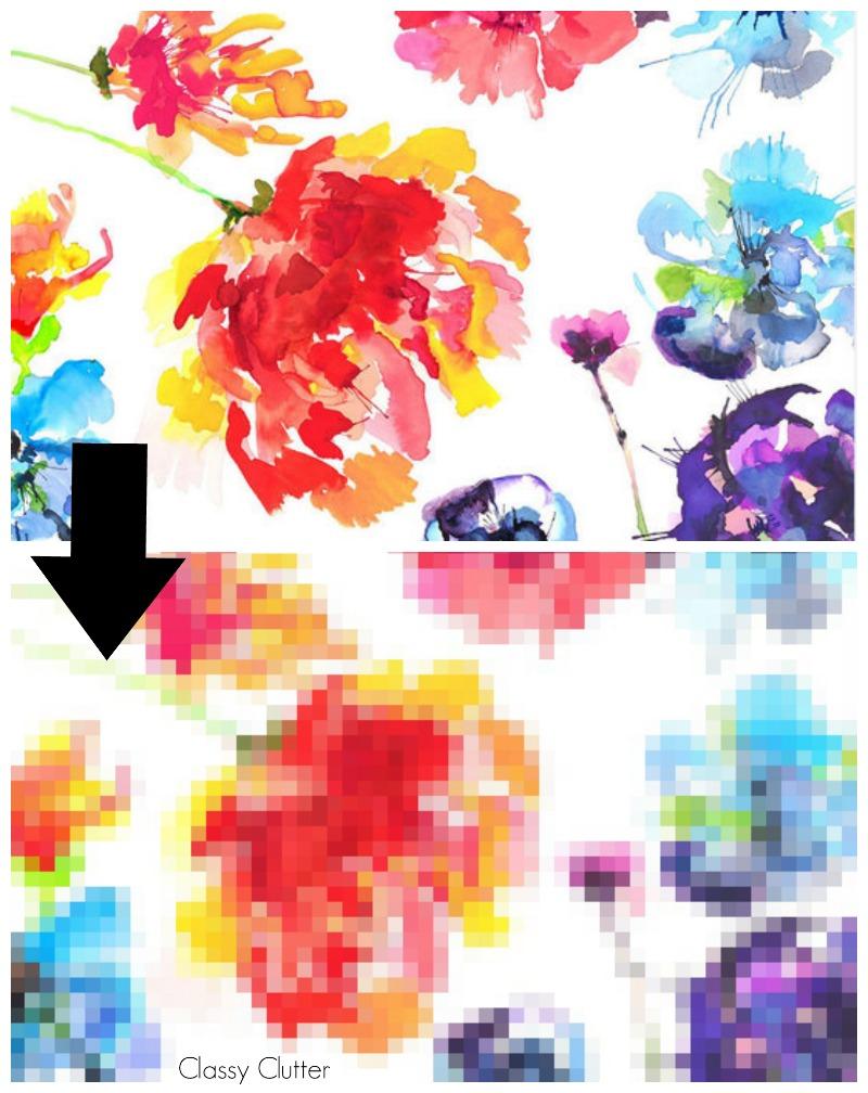 Pixelate in Photoshop