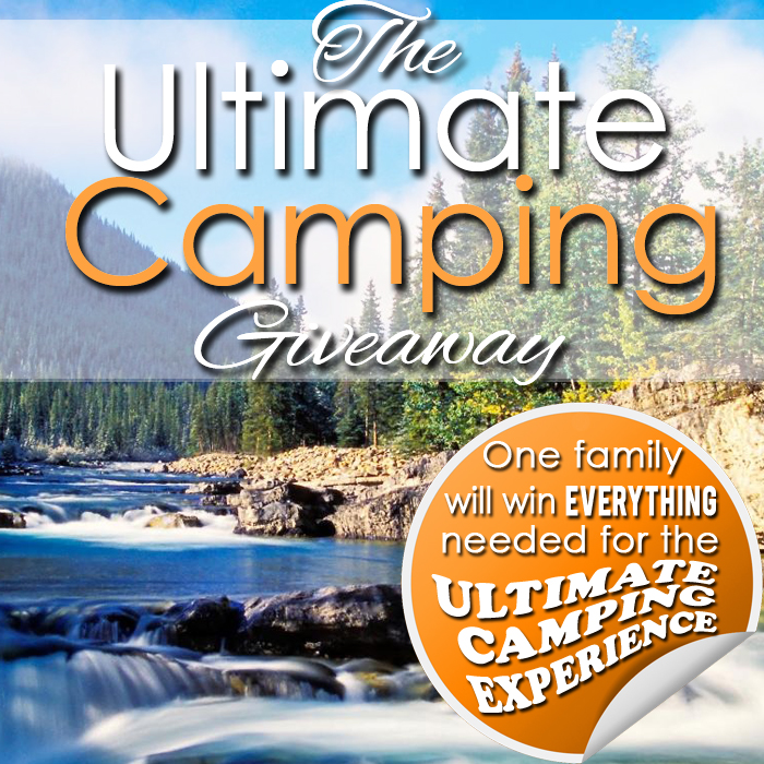 Camping Giveaway - Square