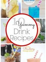 10 Drink Recipes