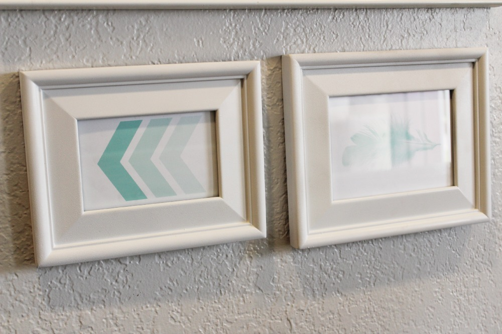 DIY Modern Gallery Wall