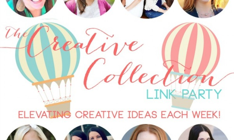 The Creative Collection LINK PARTY and a fun GIVEAWAY!