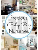 10 Precious Baby Boy Nursery Ideas - www.classyclutter.net