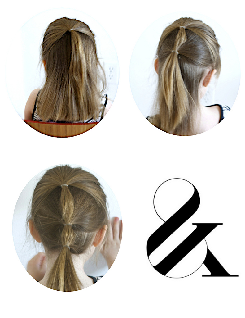 Cute easy hairstyles that kids can do - Cute Girls Hairstyles 6939508245_b93aa81f08_b