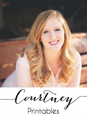 Courtney - Printables