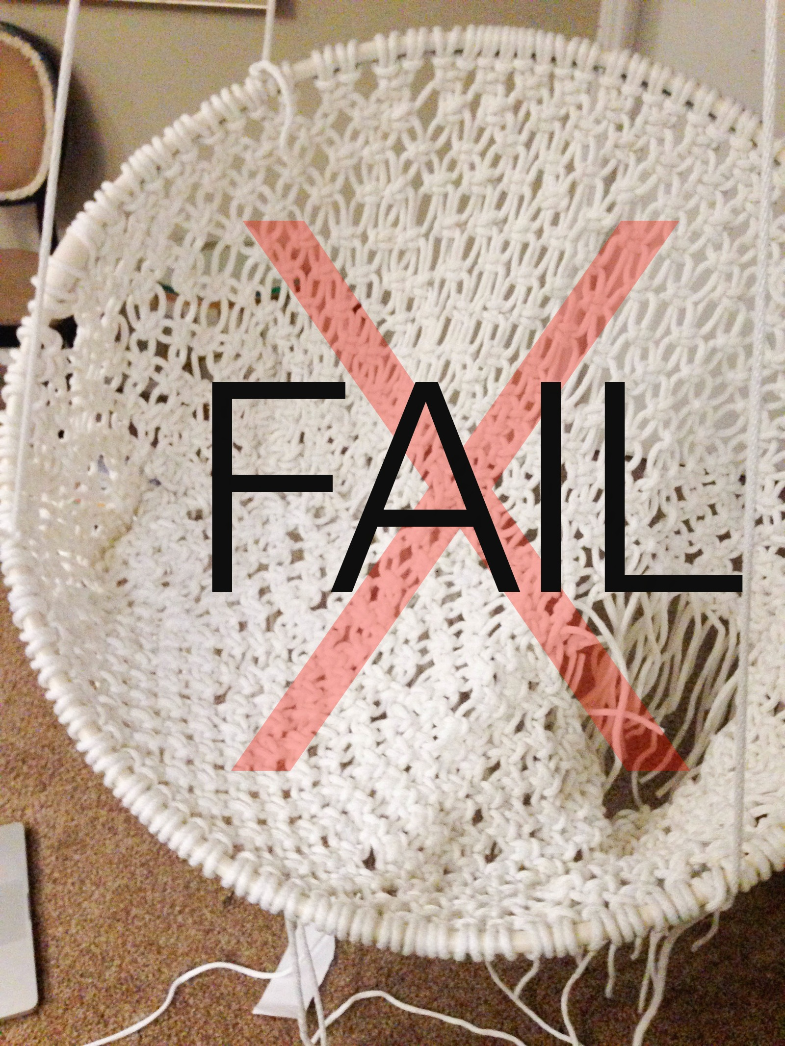 patterns hanging chair swing to macrame a hammock how pattern make tutorial