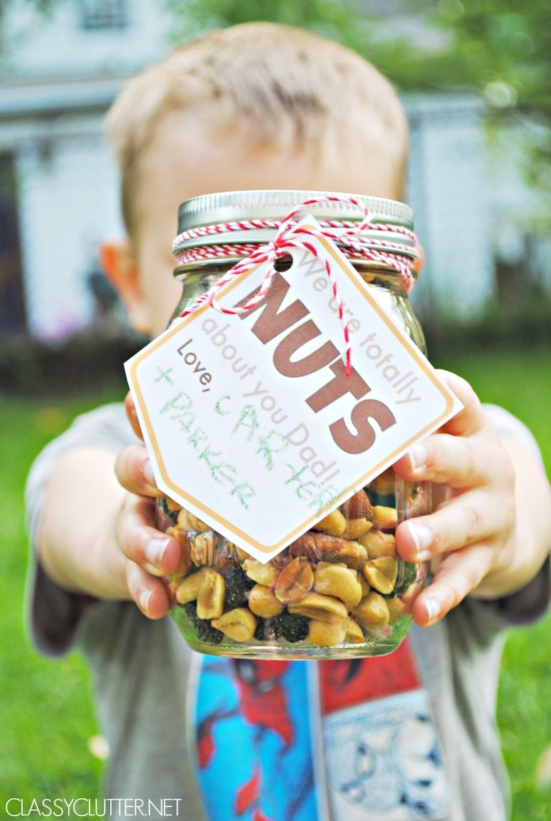 Father's Day Gift Idea + Free Printable 2