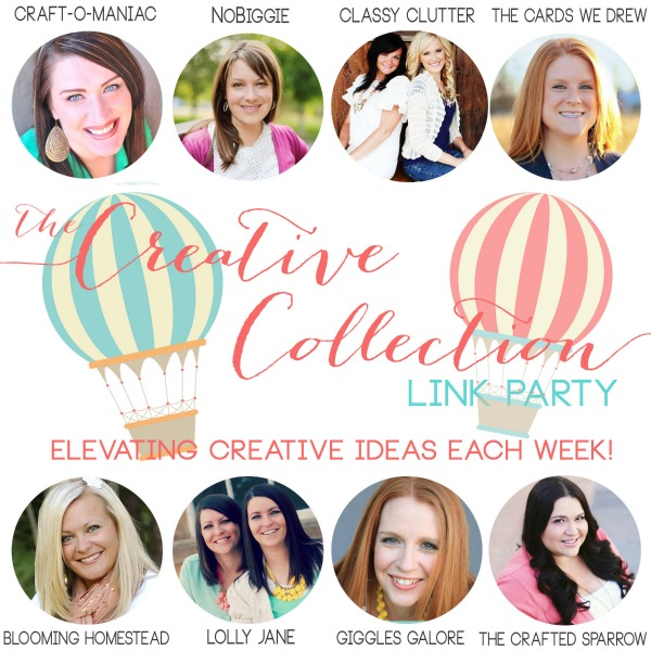 The Creative Collection Link Party - Live Fridays at 5pm EST