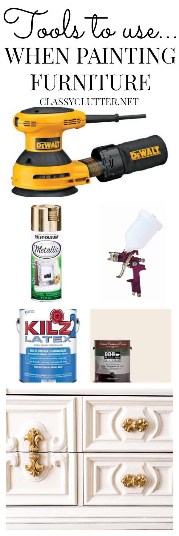 Tools to use when Painting Furniture.jpg