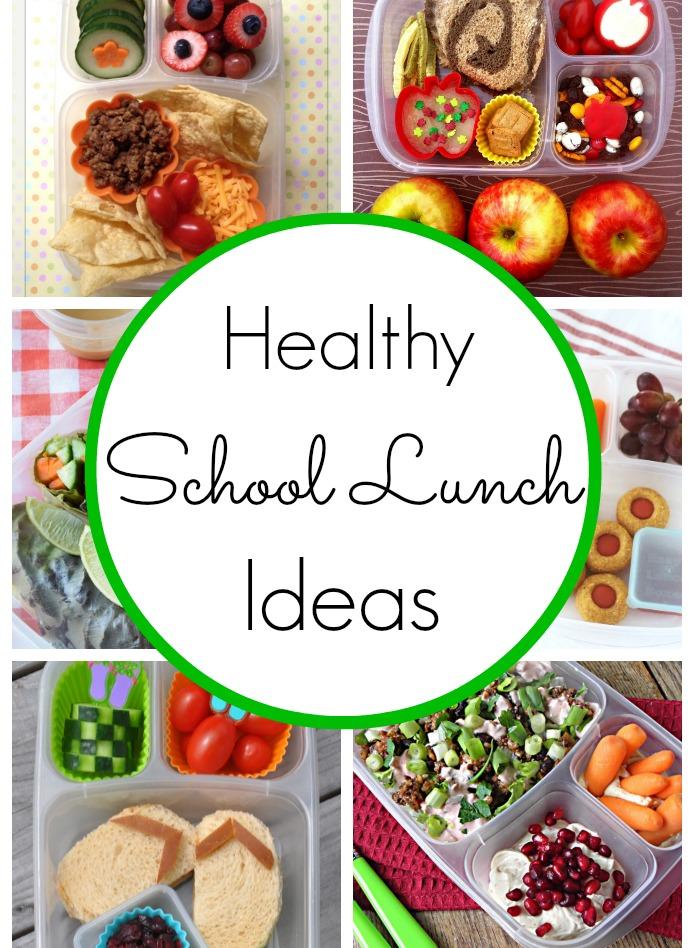 Healthy School Lunch Ideas 2