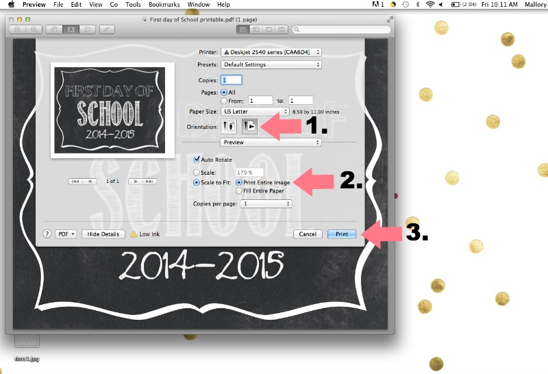 tips for printing printables wwwclassyclutternet