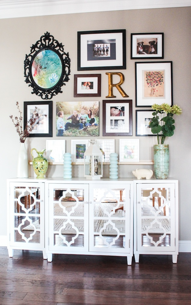 . Gallery Wall Inspiration and Tips