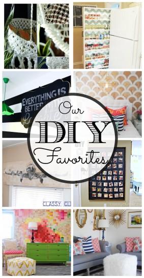 Our Favorite DIYs