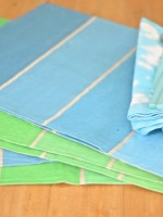 Paint Swatch Placemats