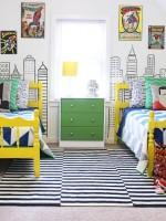 Superhero Room 4