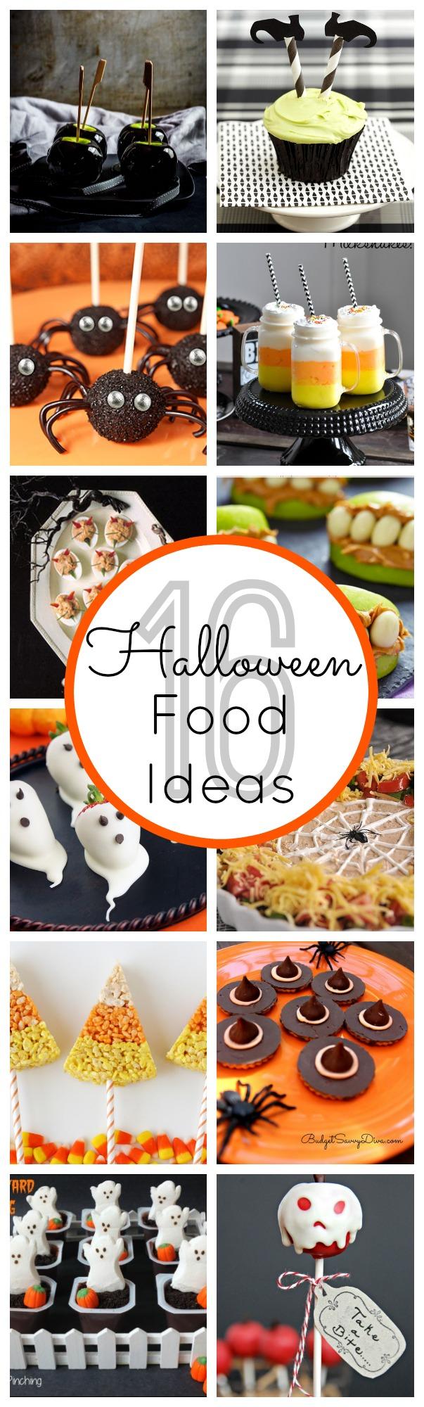 16 fun halloween food ideas for Cuisine halloween