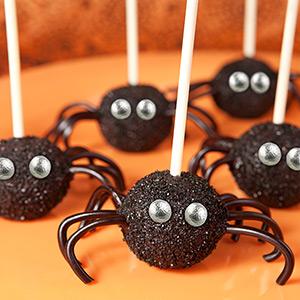 Halloween-Food-Spider-Cake-Pops
