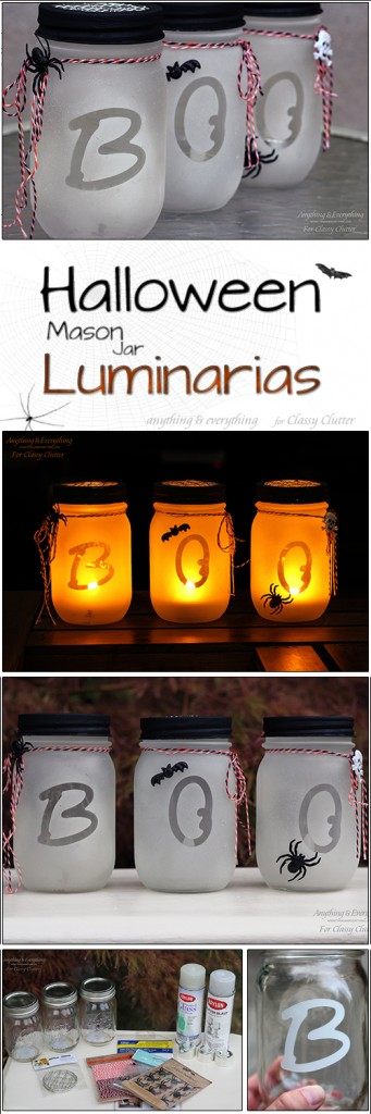 Halloween Mason Jars Luminarias Final