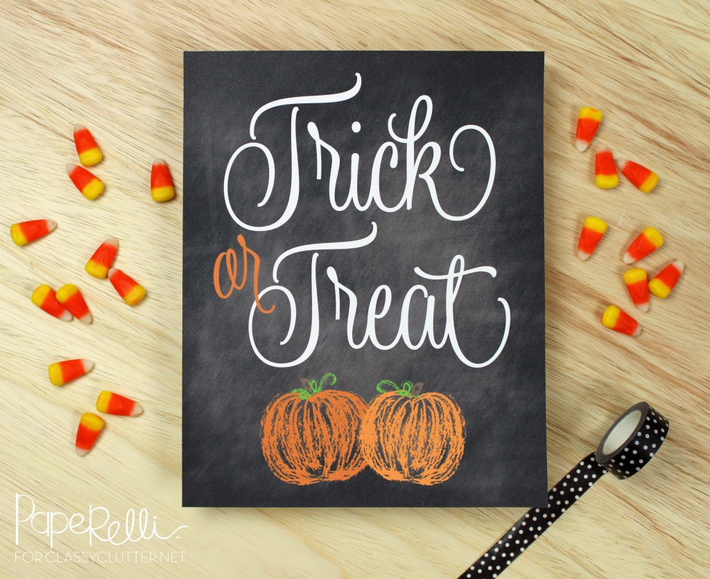 Halloween Printable - Halloween Sign