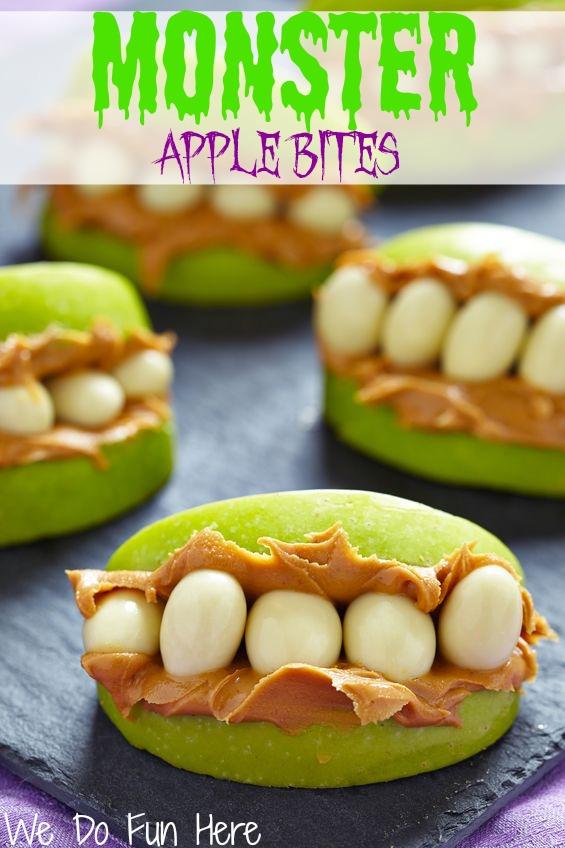 Monster-Apple-Bites