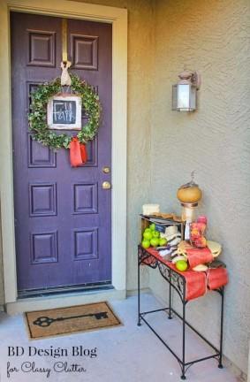 Front Porch Decor for Fall – BD Design Blog