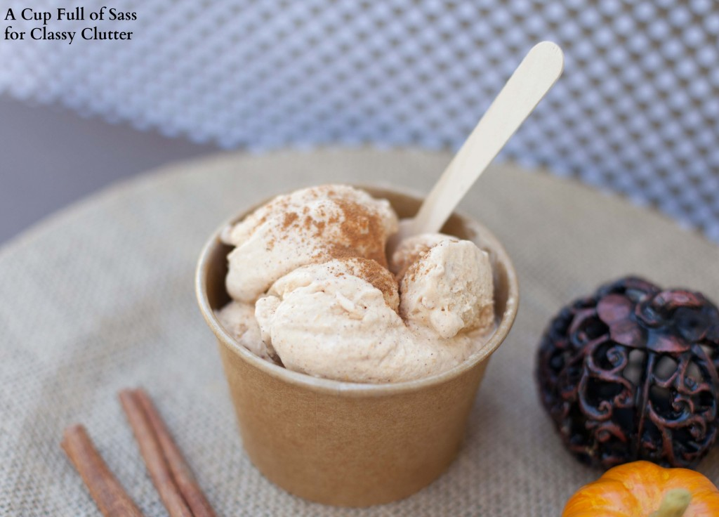 pumpkin ice cream 2