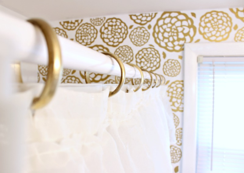 Glam Bathroom Makeover 6