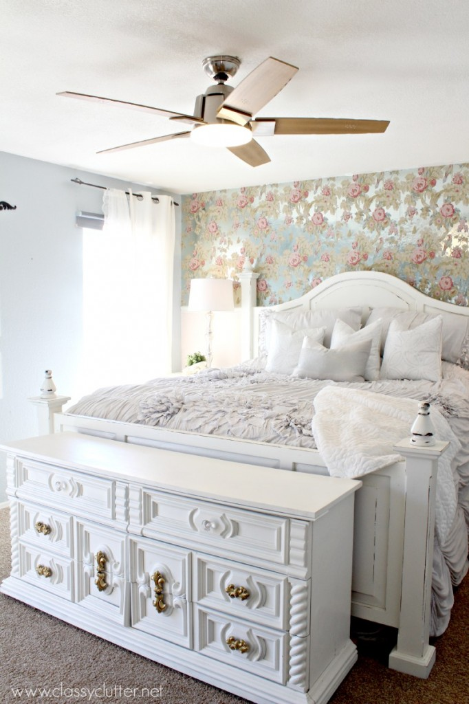 Master Bedroom Makeover 1