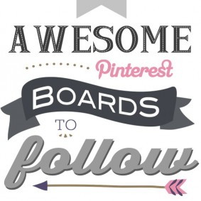 Pinterest Powerhouse Bloggers you'll want to follow!