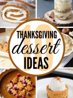 10 Thanksgiving Dessert Ideas - www.classyclutter.net