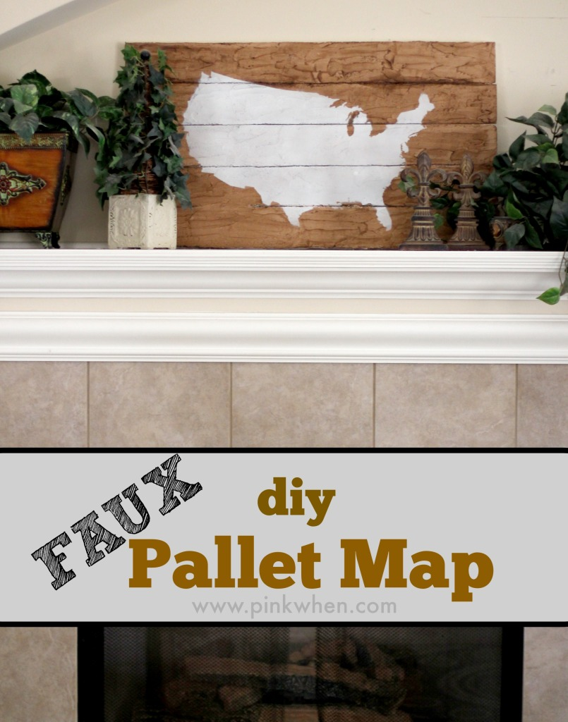 DIY-Faux-Wood-Pallet-Map-Art-via-PinkWhen.com_