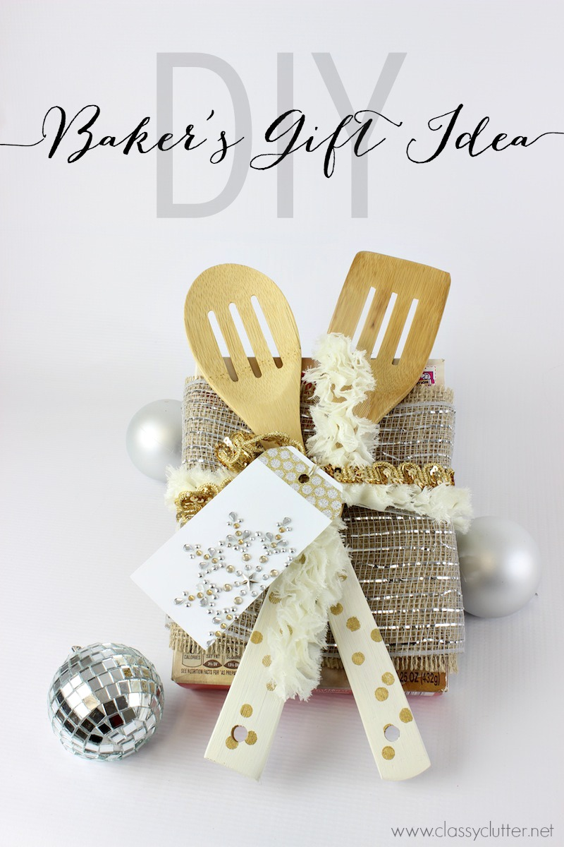Diy Baker S Gift Idea U Create