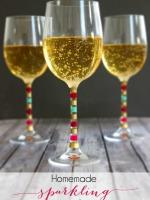 Homemade Sparkling Cider