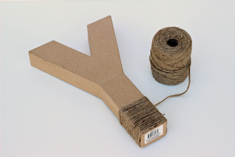 Jute JOY Wrap and Glue 2