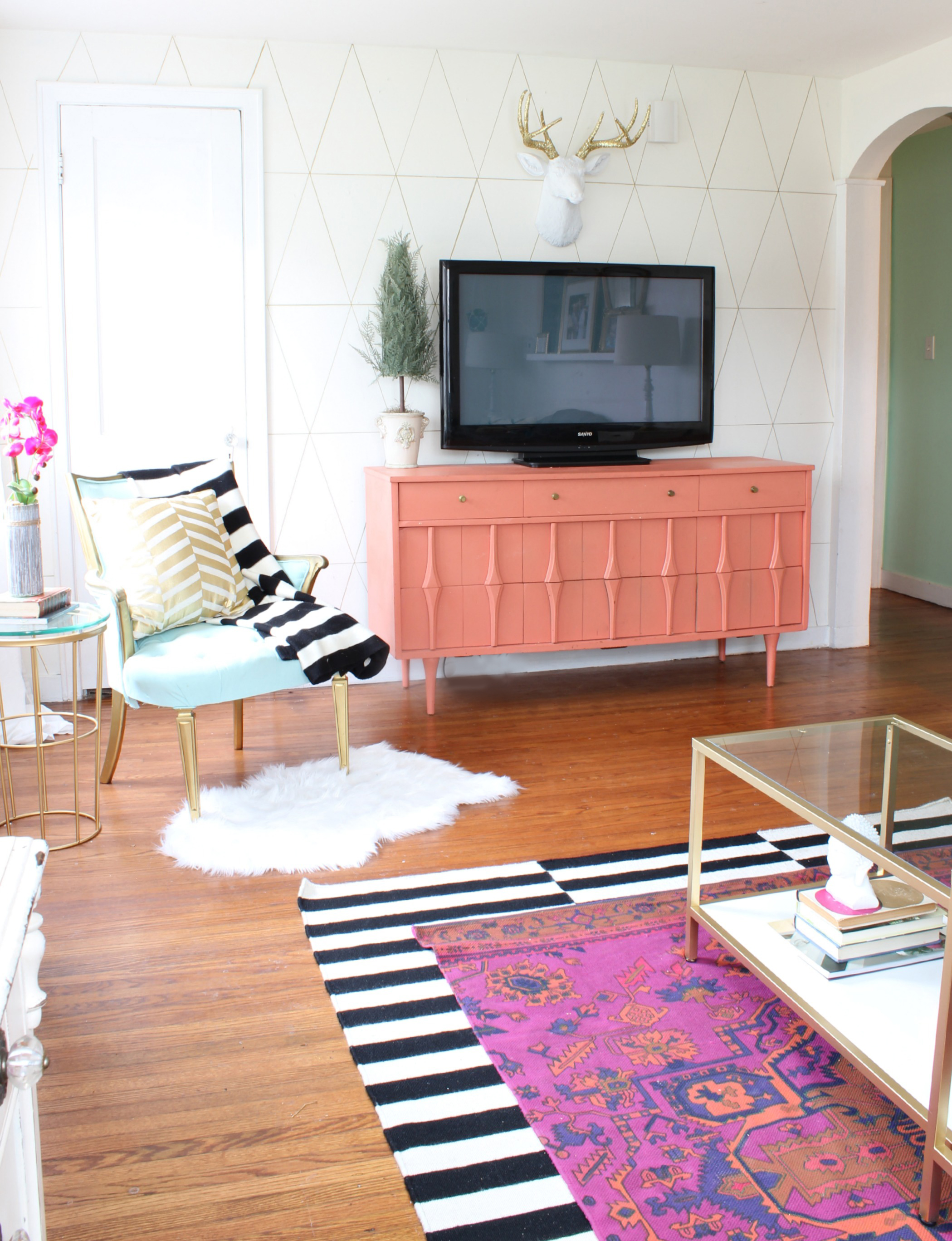 Living room makeover 3