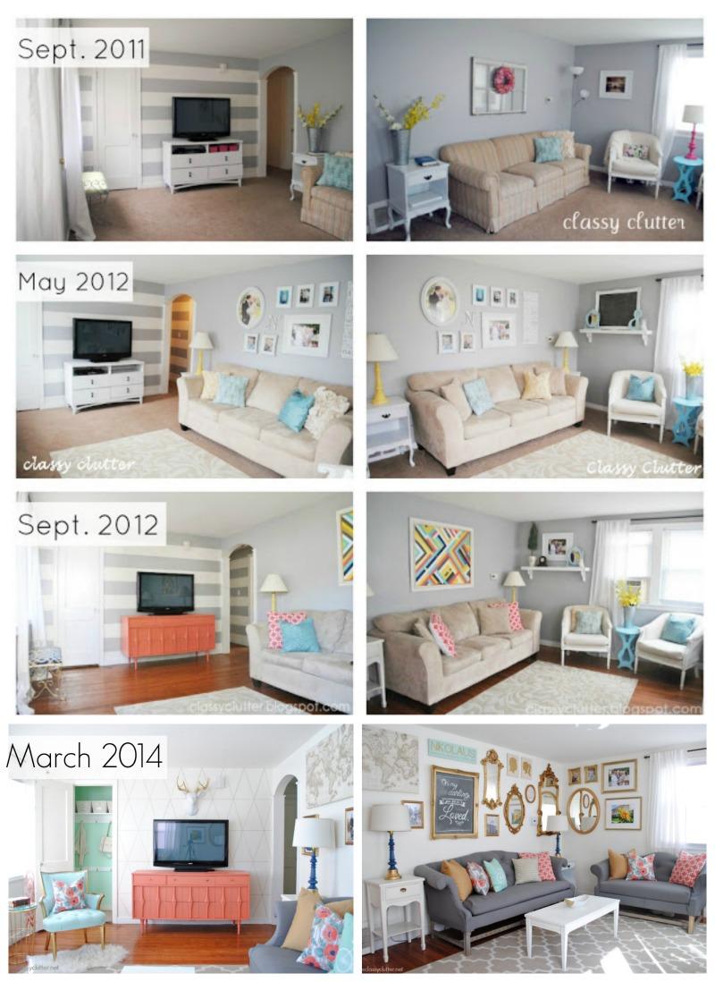 Living Room progression