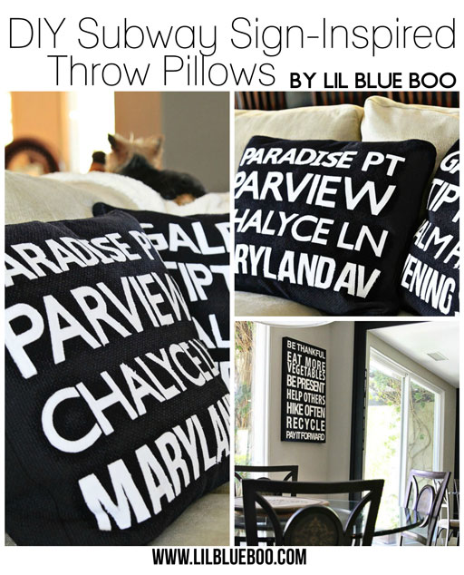 subwaysigninspiredpillows