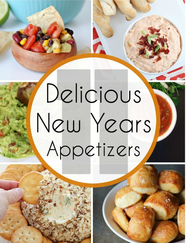 11 Delicious New Years Appetizers