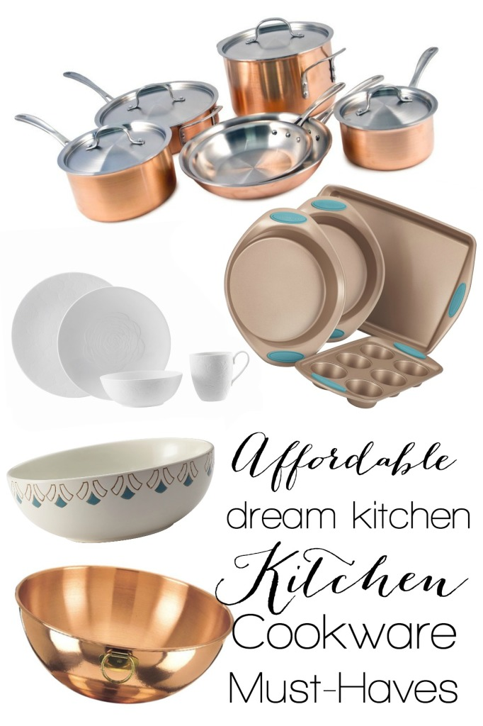 Affordable Kitchen Cookware