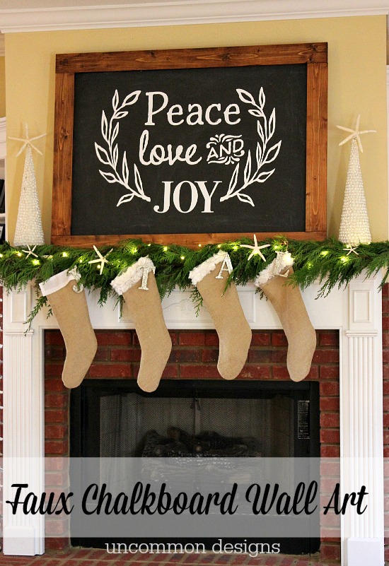 Faux-Chalkboard-Wall-Art-