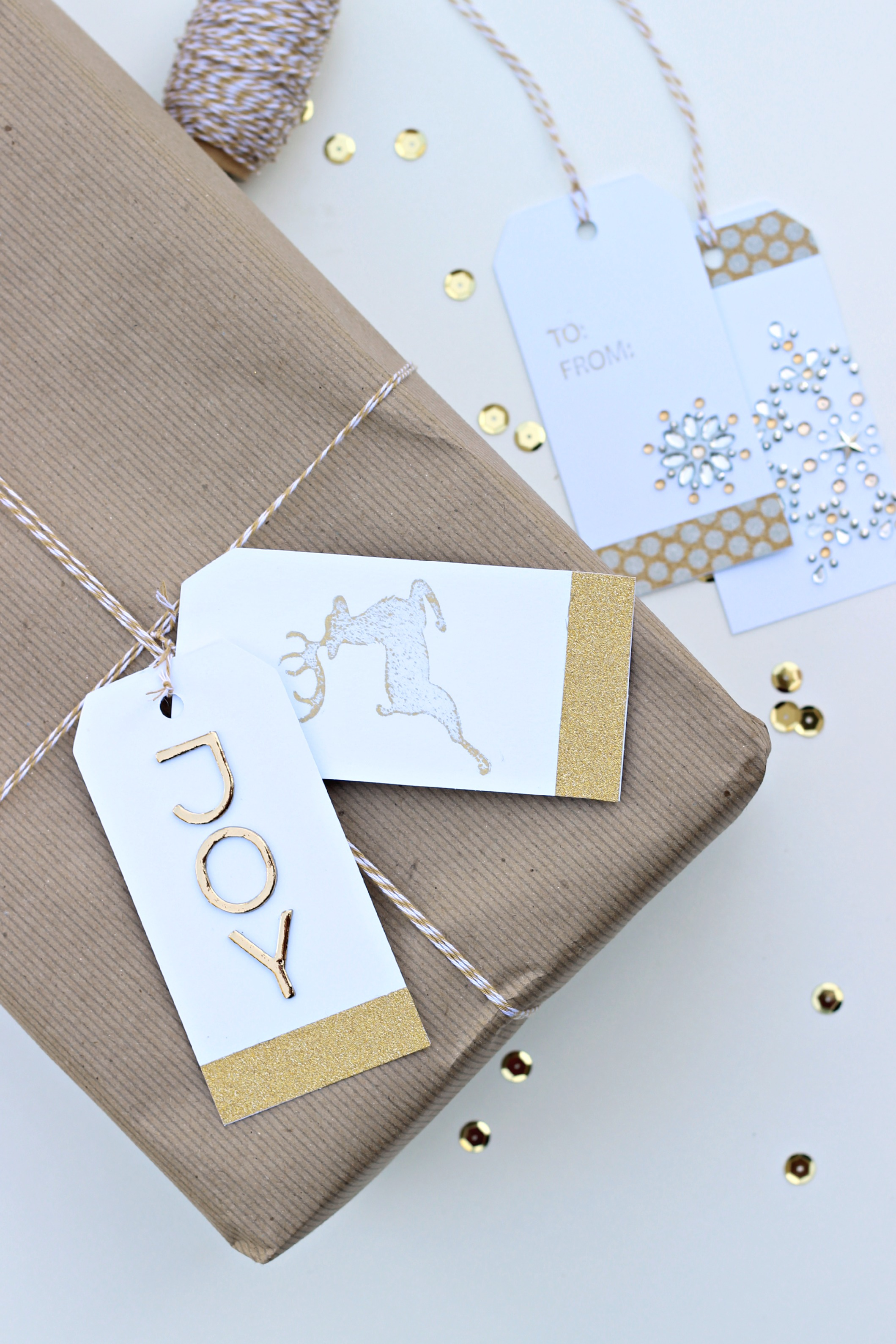 Glam Gift Tags 2
