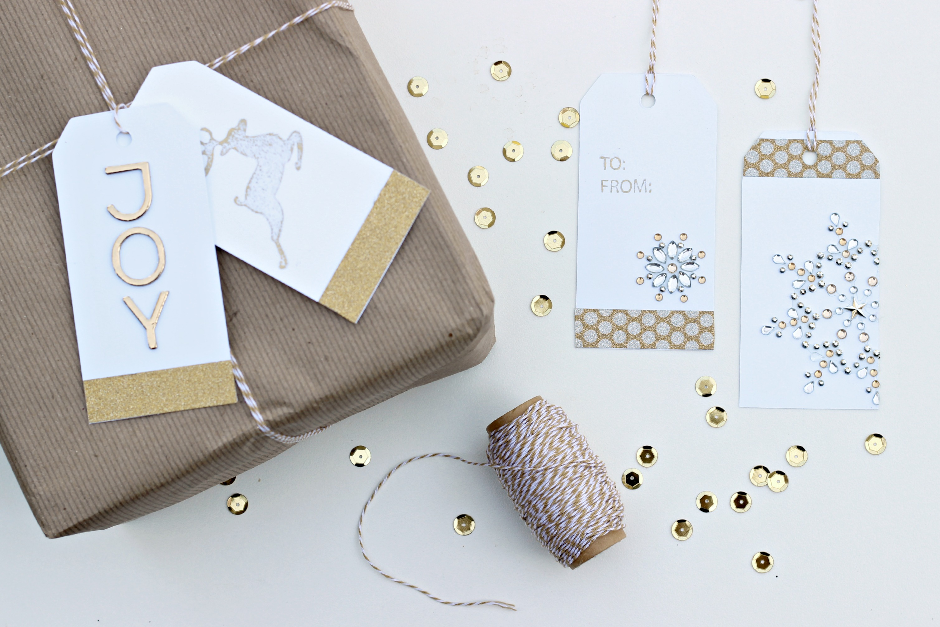 Glam Gift Tags