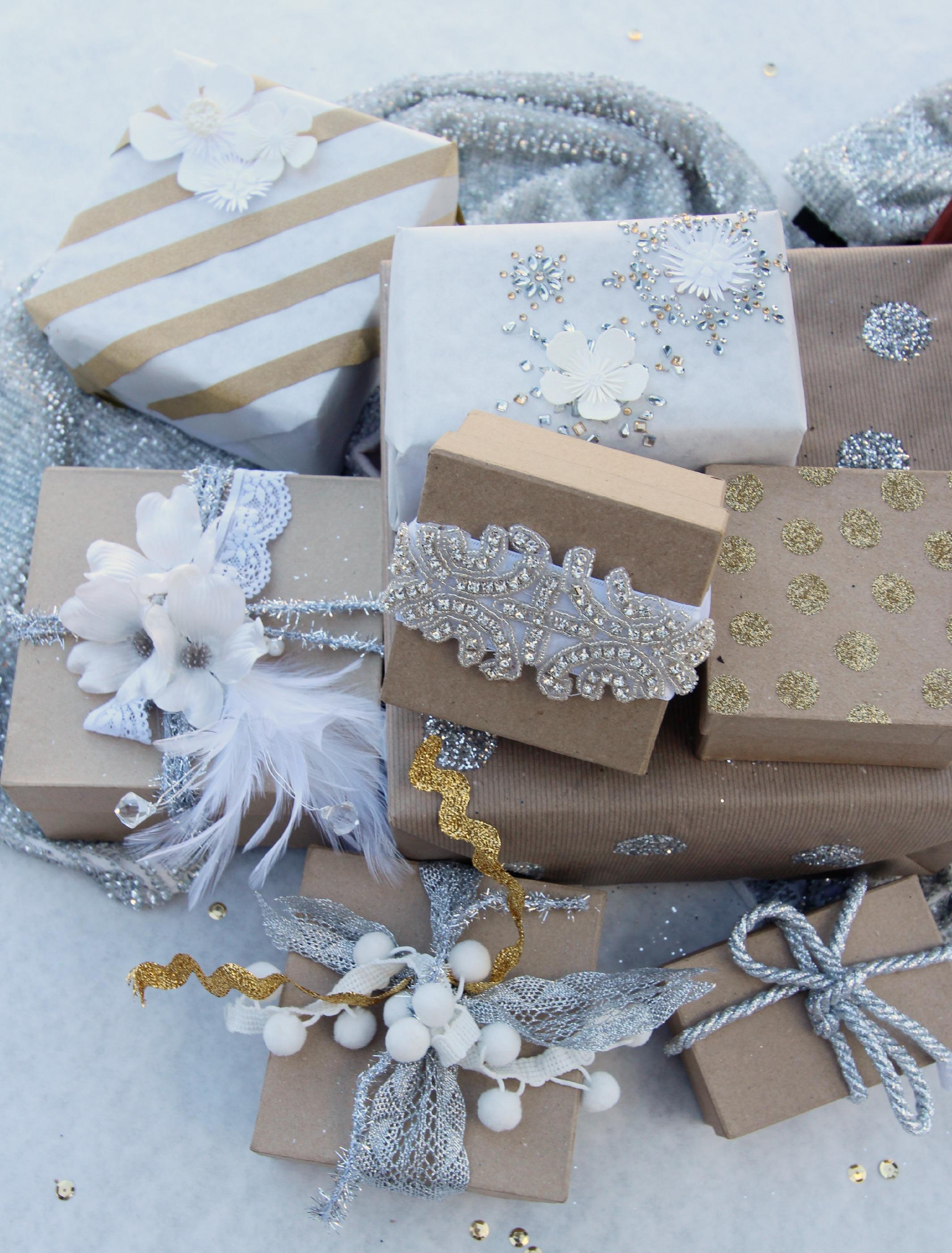 Gorgeous Gift Wrapping Ideas 1