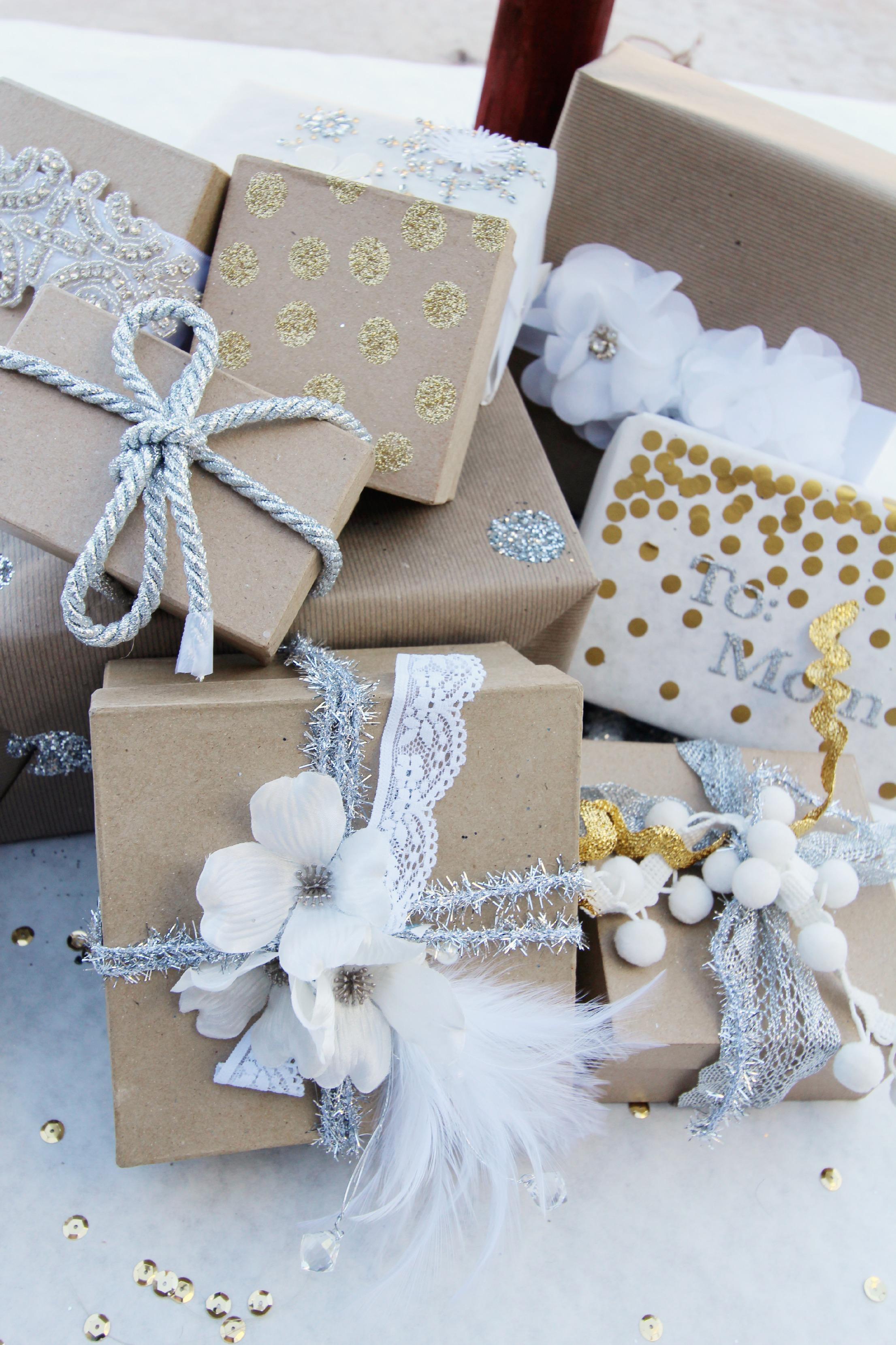 Gorgeous Gift Wrapping Ideas 2